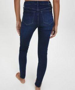 Calvin Klein Super Skinny Jeans Dark Blue