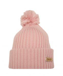 Superyellow Kide Beanie Light Pink