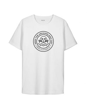 Makia Saaristo T-shirt White