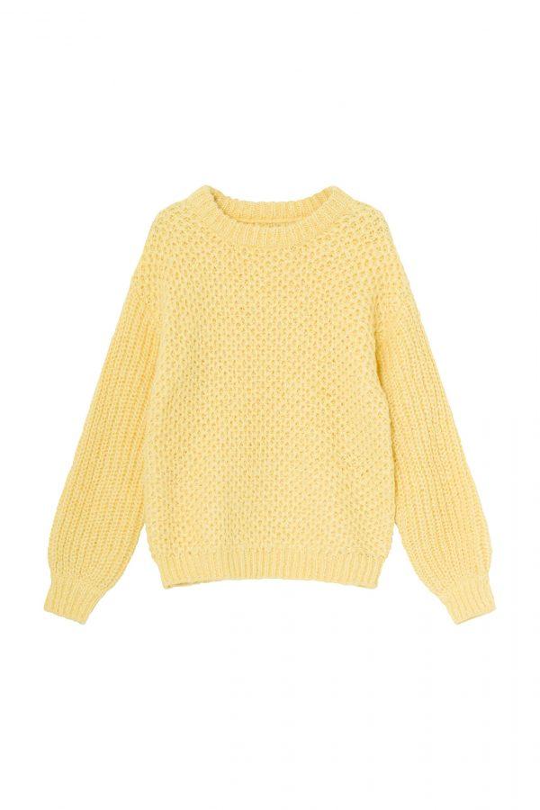 Envii Enrebecca Knit Lemon Melange