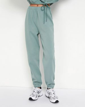 Envii Enmonroe Pants Chinois Green