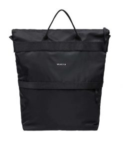 Makia Elias Backpack Black