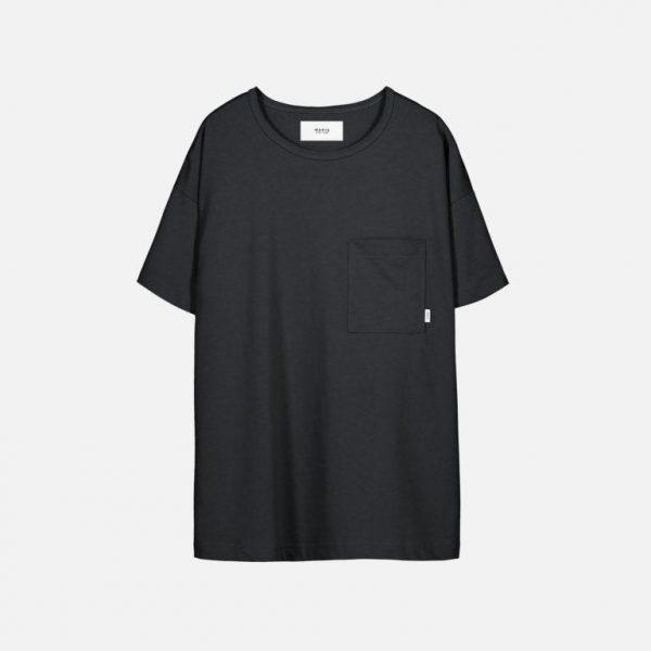 Makia Dusk T-shirt Black