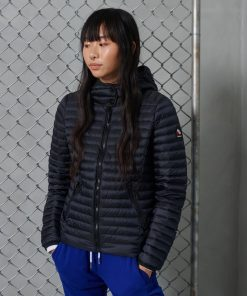 Superdry Core Down Jacket Darkest Navy