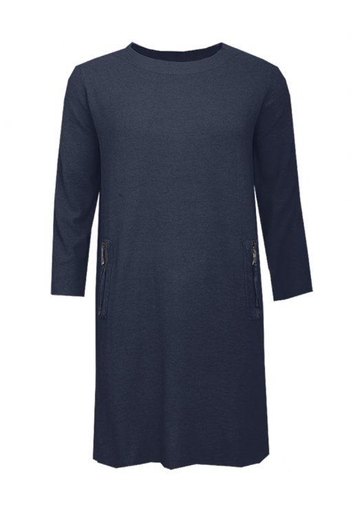 STI Milla Knit Tunic Ink Blue