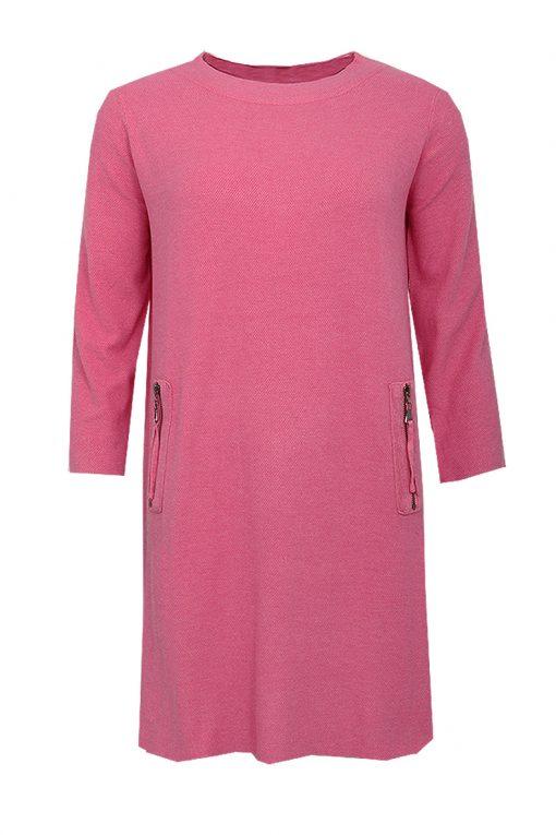 STI Milla Knit Tunic Milky Rasperry