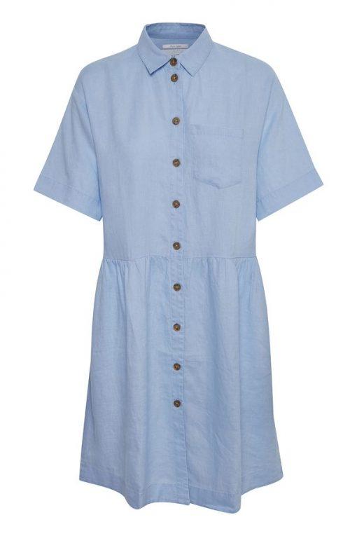Part Two Hatla Dress Vista Blue