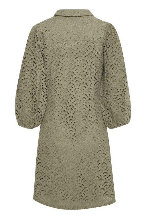 Part Two Helleann Dress Vetiver