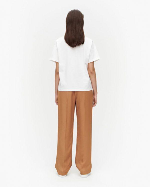 Marimekko Vaikutus Kivet T-shirt Offwhite