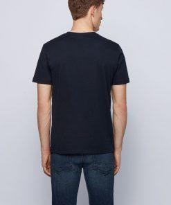 Hugo Boss Tales T-shirt Dark Blue
