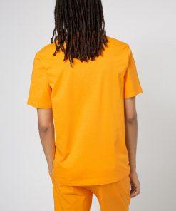 Hugo Boss Dolive212 T-shirt Orange
