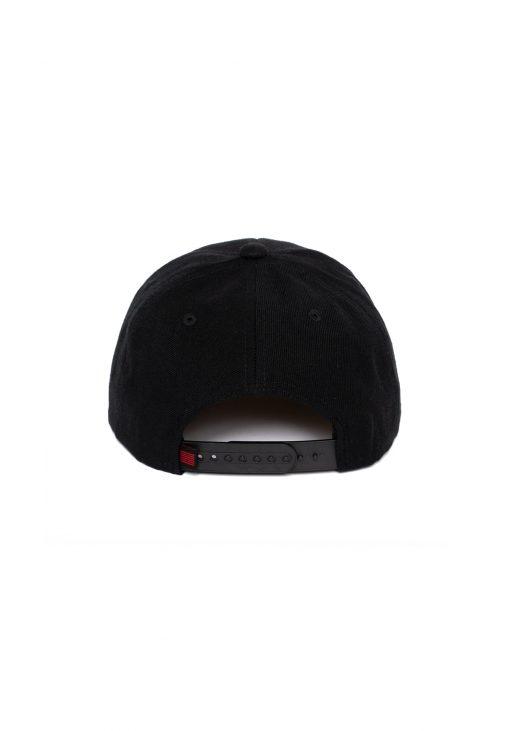 Billebeino Los Angeles Brick Cap Black