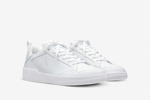 Arkk Visuklass Leather s-c18 Sneaker Men White