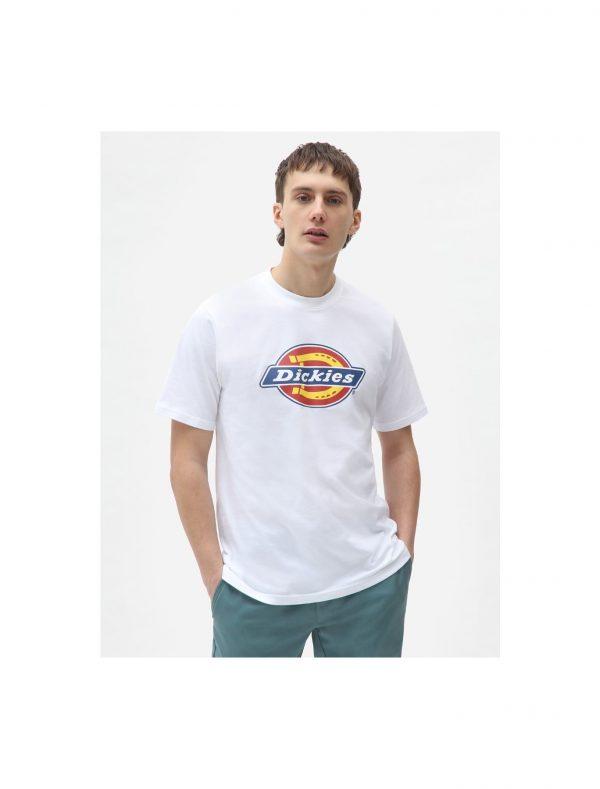 Dickies Icon Logo Tee White