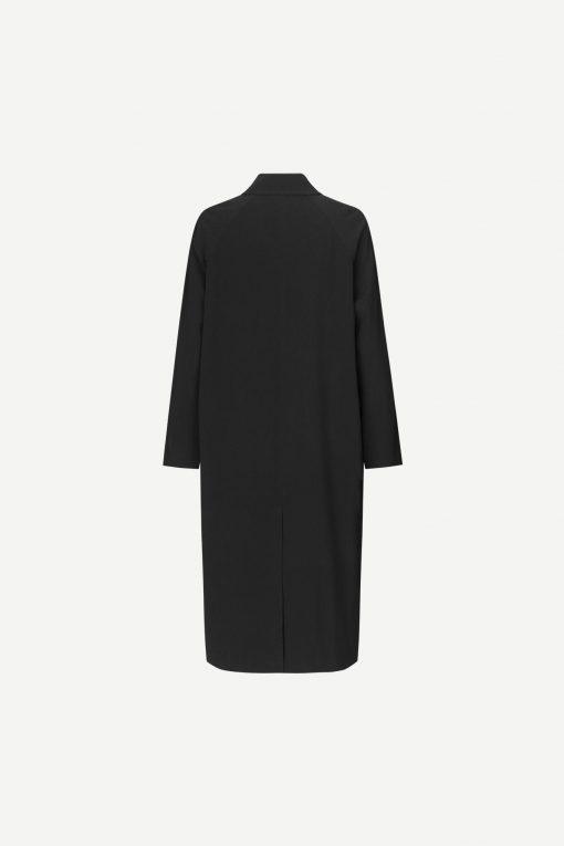 Samsoe & Samsoe Ayla Coat Black