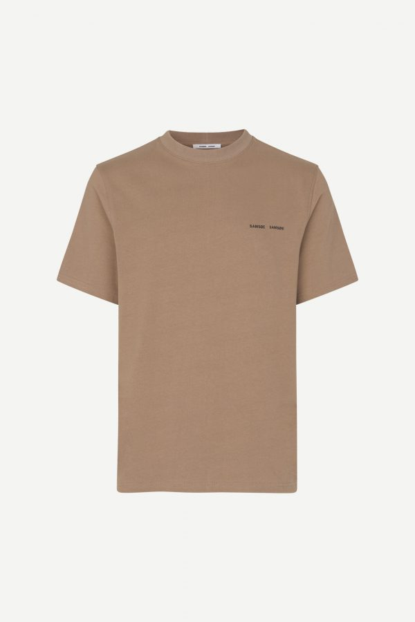 Samsoe & Samsoe Norsbro T-shirt Caribou