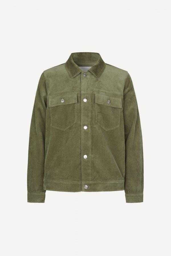 Samsoe & Samsoe Ver Jacket Deep Lichen Green