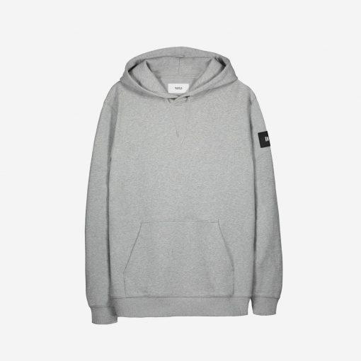 Makia Symbol Hooded Sweatshirt Grey