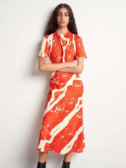Tiger of Sweden Valona X Dress Artwork