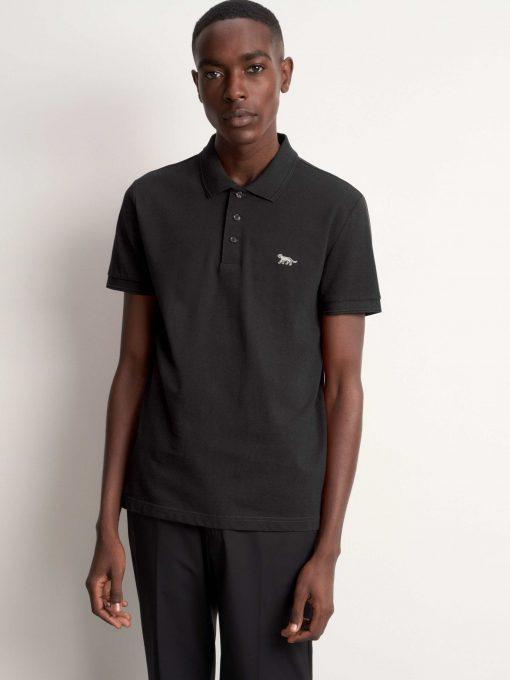 Tiger of Sweden Darios Polo Shirt Black