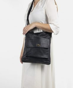 RE:DESIGNED 1656 Urban Bag Black
