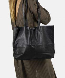 RE:DESIGNED Marlo Urban Large Bag Black