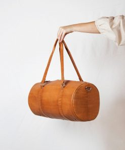 RE:DESIGNED Juliette Weekendbag Tan