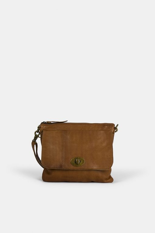RE:DESIGNED Nibi Urban Crossover Bag Tan