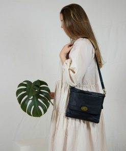 RE:DESIGNED Nibi Urban Crossover Bag Black