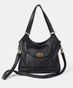 RE:DESIGNED Abeline Urban Large Bag Black