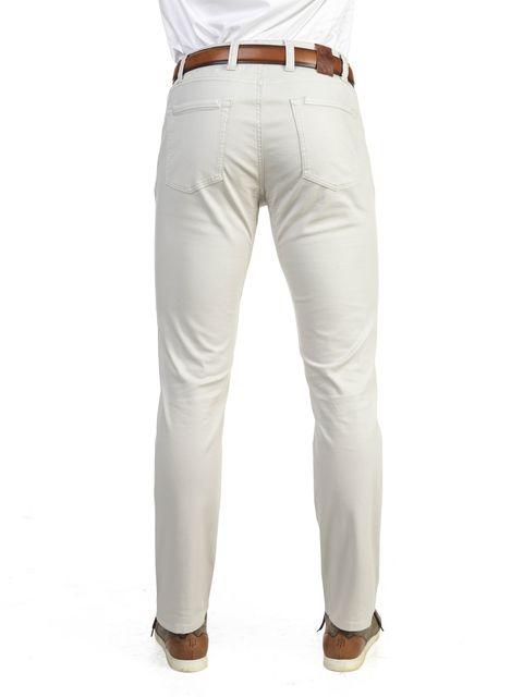 Hansen & Jacob 5-Pkt Cut´n Sew Pan Oxford Irish White