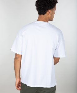 Basic OS Heavy T White