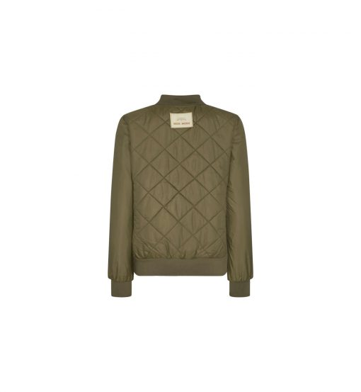 Mos Mosh Amber Solid Bomber Winter Moss