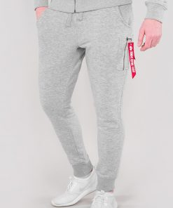 Alpha Industries X-Fit Slim Cargo Pant Grey Heather