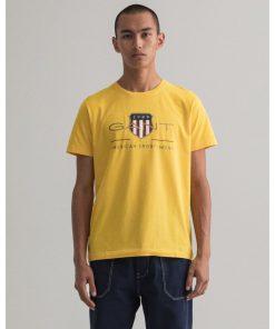 Gant Archive Shield T-shirt Solar Power
