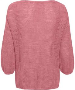 Part Two Cetrona Pullover Sea Pink