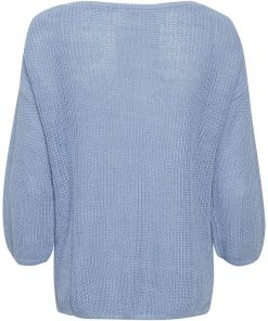 Part Two Cetrona Pullover Vista Blue