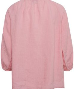 Part Two Hikma Blouse Sea Pink