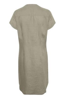 Part Two Aminas Dress Vetiver