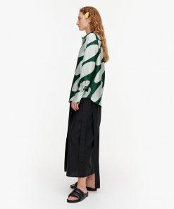 Marimekko Toiveikas Linssi Shirt Green