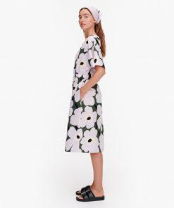 Marimekko Siloinen Pieni Unikko 2 Dress Lavender