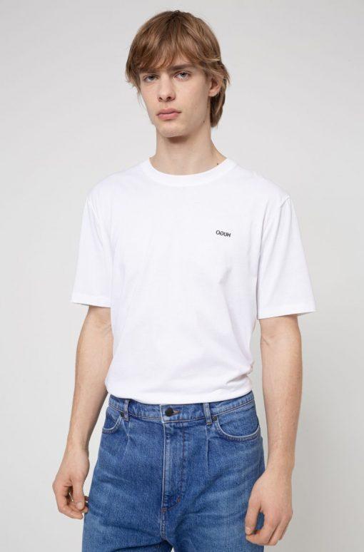 Hugo Boss Dero 212 Jersey T-shirt White