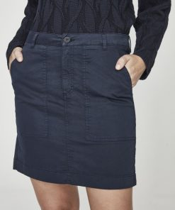 Holebrook Lou Skirt Navy