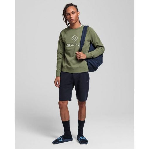 Gant Teens Original Sweat Shorts Evening Blue