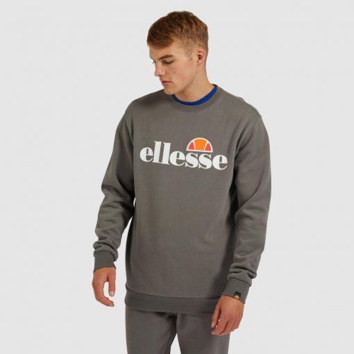 Ellesse Succiso Sweatshirt Dark Grey