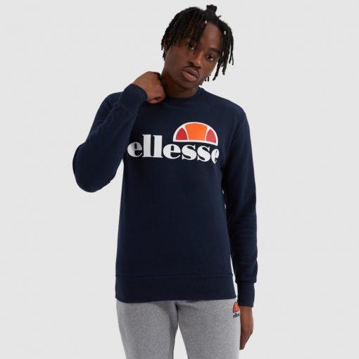 Ellesse Succiso Sweatshirt Navy