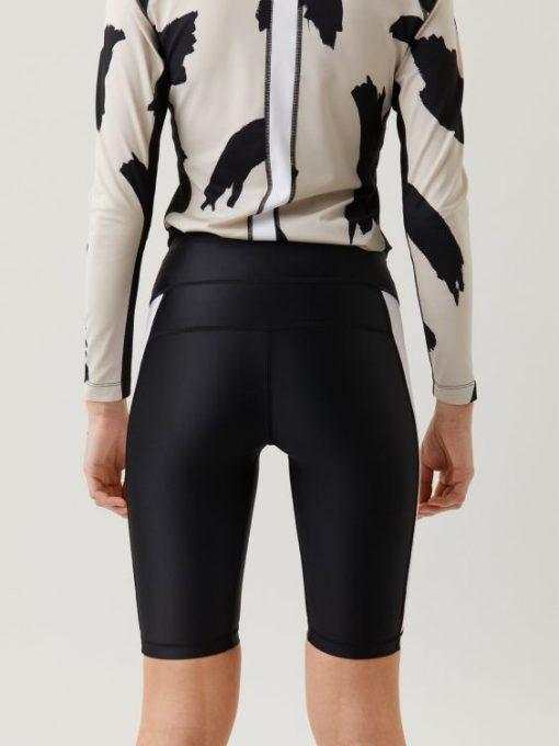 Björn Borg Stripe Bike Shorts Black Beauty