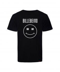 Billebeino Smiley T-shirt Black