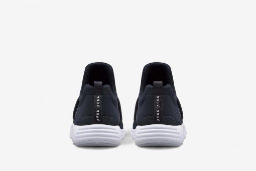 Arkk Copenhagen Raven Mesh Sneakers Midnight blue