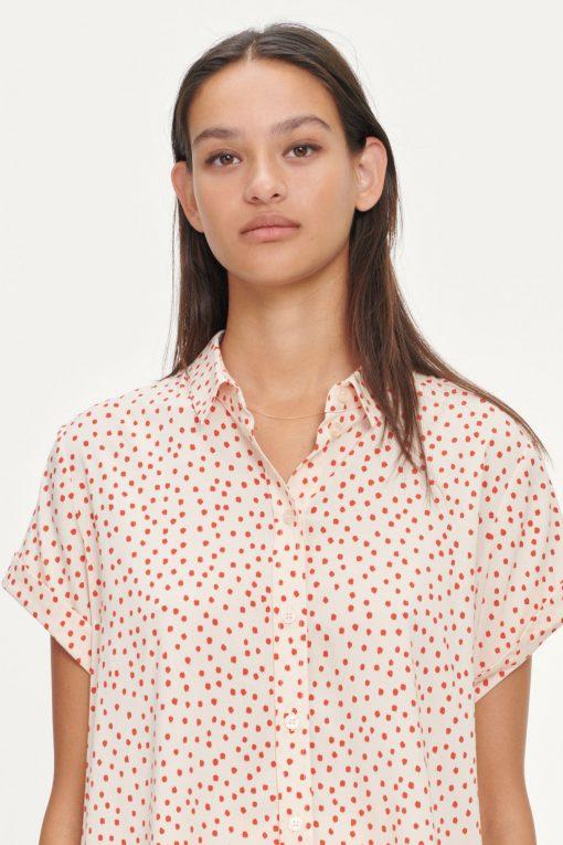Samsoe&Samsoe Majan Shirt Pearldrops